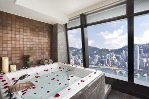 Top10 Najpiękniejsze Hotelowe łazienki świata Ranking