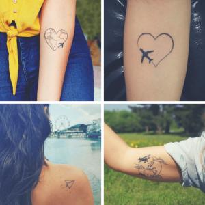 Travel Tattoo Czyli 20 Inspiracji Na Stylowy Tatuaż Wprost